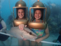 Hartley's Helmet Diving scubda diving in Bermuda
